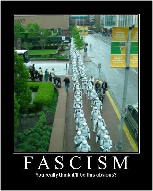 the concept and ideology of fascism Is fascism a form of nationalism  fascism is an extremely broad ideology that encompasses a huge variety of  the central concept is that of.