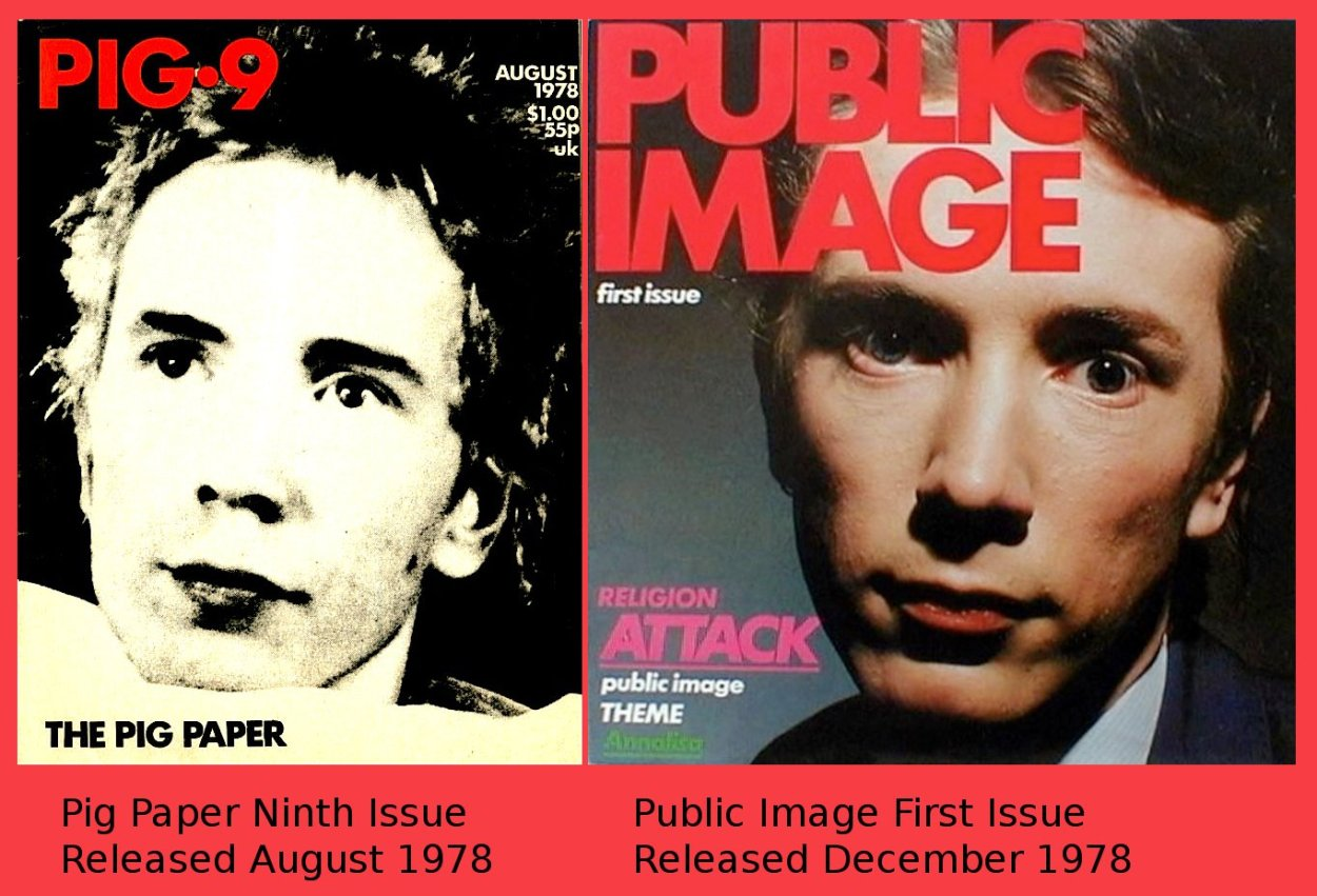 PP PIL side by side