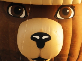 Albuquerque Balloon Fiesta Special Shapes Smokey the Bear