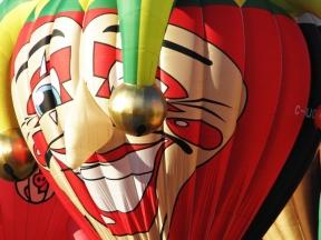 Albuquerque Balloon Fiesta Special Shapes Jester