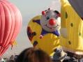 Albuquerque Balloon Fiesta Special Shapes Lady Joker and Sponge Bob