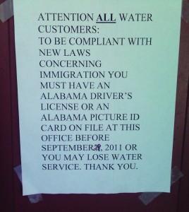 AL water notice