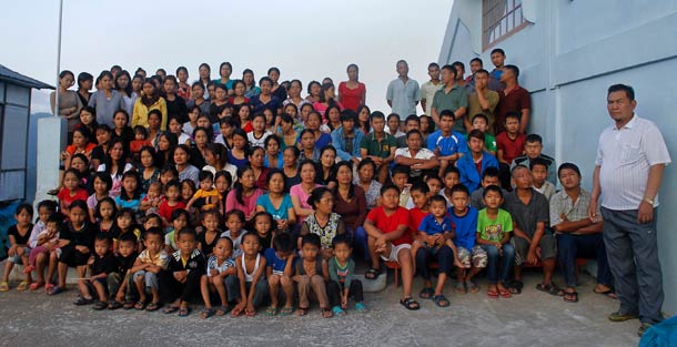 Largest family in the world