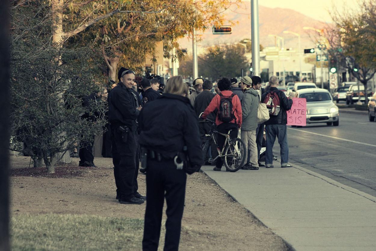 #occupyburque GA Oct 28 2011 01