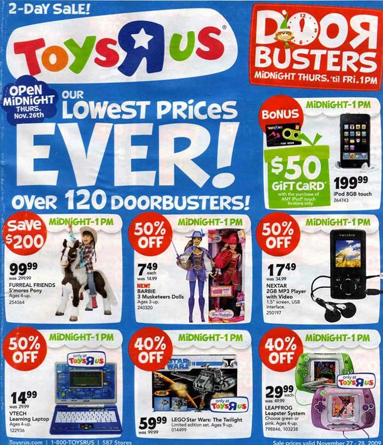 Black Friday Toys r Us ad 01