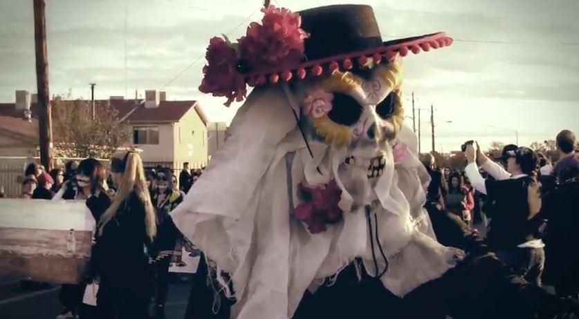 Dia de los muertos Albuquerque NM