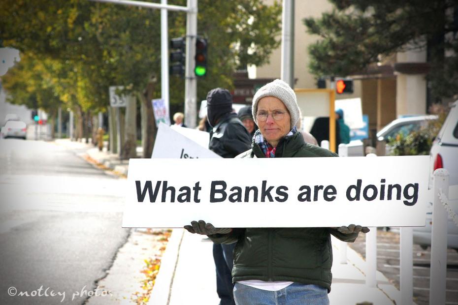 Occupy Albuquerque Nov 5 2011 Bank Transfer Day 02
