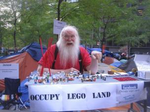 Occupy Lego Land
