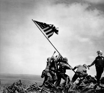 pepper spraying cop Iwo Jima Memorial