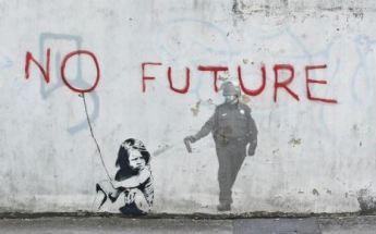pepper spraying cop John Pike and spraying wall art