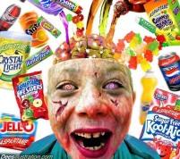 satire child on aspartame