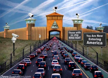 Satire entering America Big Brother state