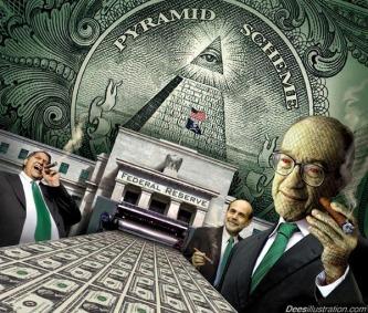 Satire Federal Reserve 1