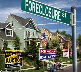 Satire Foreclosure St
