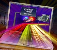 Satire Internet Censorship