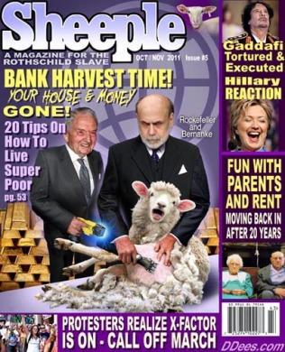 Satire Sheeple 2