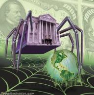 Satire Web of Debt