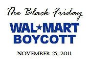 wal mart boycott black friday