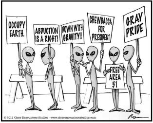 Alien rights