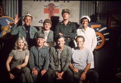 Cast of MASH