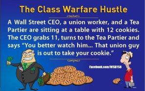 Class warfare joke