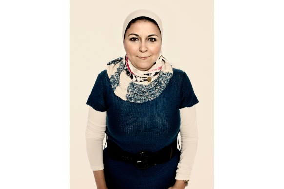 "Esraa Abdel Fatah, a.k.a. ""Facebook Girl,"" is a prominent Egyptian Internet activist and co-founder of the April 6 movement. ""They were my greatest days. I could see the utopia of Egyptian society in Tahrir Square. I think those days will be rooted in Egyptian history,"" she says."