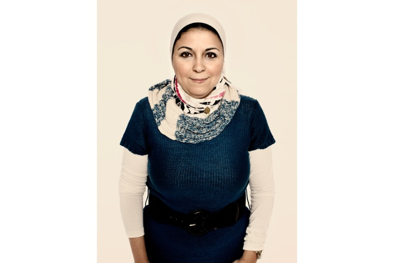 """Esraa Abdel Fatah, a.k.a. """"Facebook Girl,"""" is a prominent Egyptian Internet activist and co-founder of the April 6 movement. """"They were my greatest days. I could see the utopia of Egyptian society in Tahrir Square. I think those days will be rooted in Egyptian history,"""" she says."""