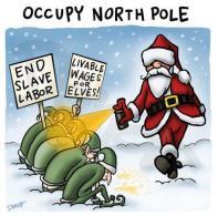 Occupy North Pole