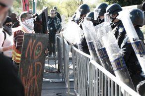 Protest against ALEC in Scottsdale AZ on Nov 30 2011 photo 02
