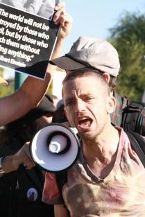 Protest against ALEC in Scottsdale AZ on Nov 30 2011 photo 08