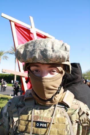 Protest against ALEC in Scottsdale AZ on Nov 30 2011 photo 18