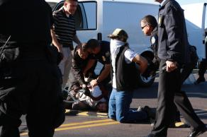 Protest against ALEC in Scottsdale AZ on Nov 30 2011 photo 21