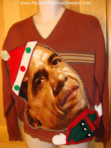 Some of the UGLIEST Christmas sweaters on the internet – Motley News