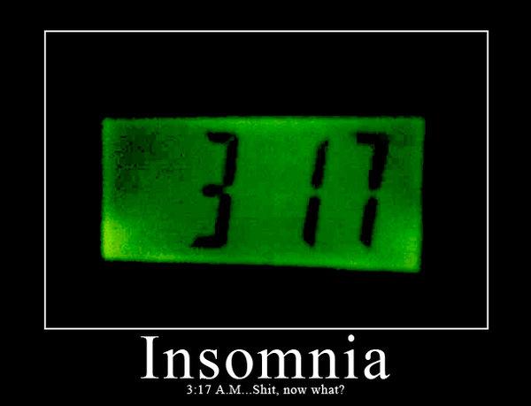 Insomnia (1/6)