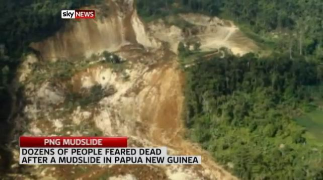 Recent Natural Disasters In Papua New Guinea
