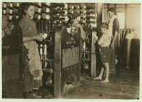 Child labor in North Carolina textile mills 01