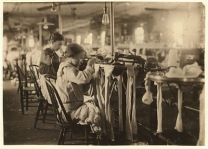Child labor in North Carolina textile mills 02