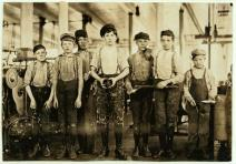 Child labor in North Carolina textile mills 03