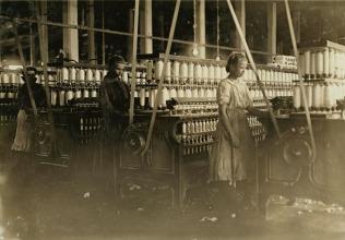 Child labor in North Carolina textile mills 05