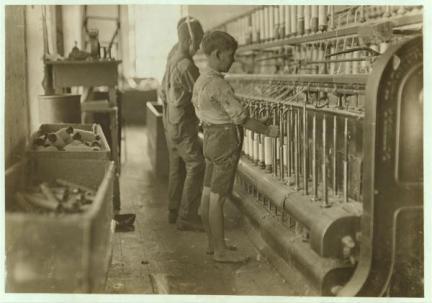 Child labor in North Carolina textile mills 06