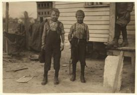 Child labor in North Carolina textile mills 07