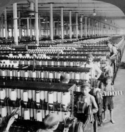 Child labor in North Carolina textile mills 09
