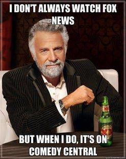 Hump Day photo with humorous caption_FOX News on Comedy Central