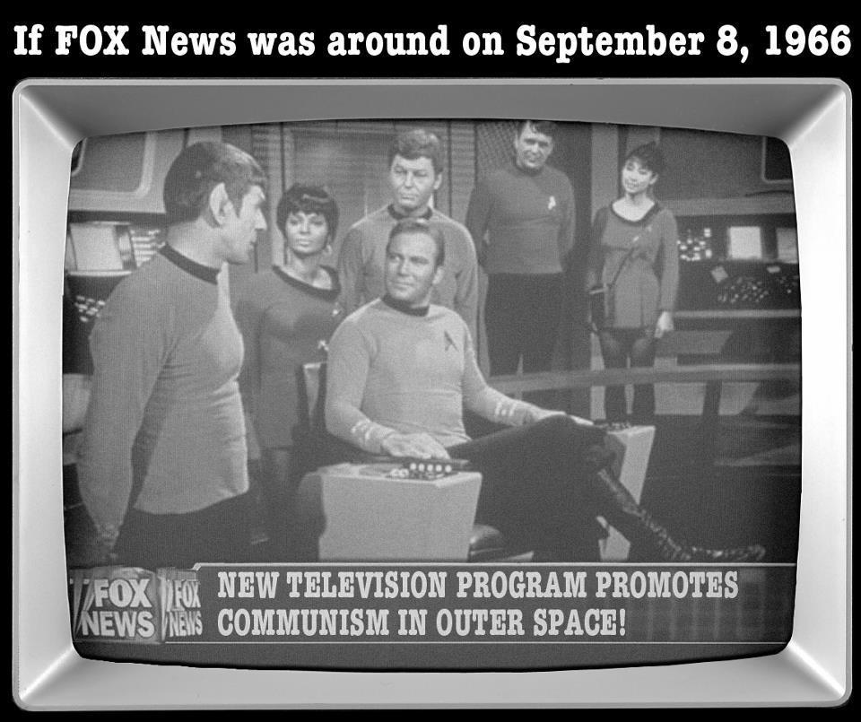 If FOX were around in 1966