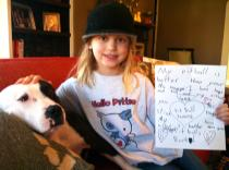 Letter sent to BADRAP in protest to McDonald's commercial mentioning stray pit bulls 05