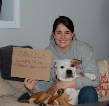 Letter sent to BADRAP in protest to McDonald's commercial mentioning stray pit bulls 18