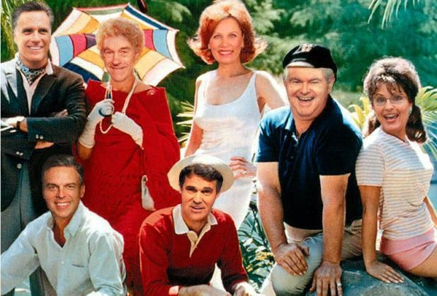 The GOP Gilligans Island