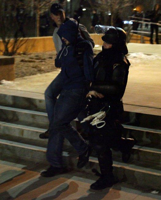 UMass riot photo 03