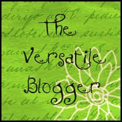 Versatile Blogger Award Wordpress