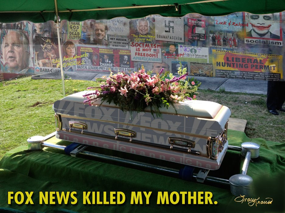 FOX News killed my mother